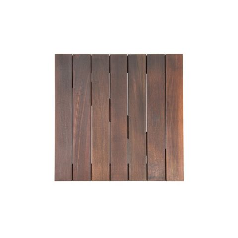 X Fsc® Ipe Smooth Deck Tiles Wi