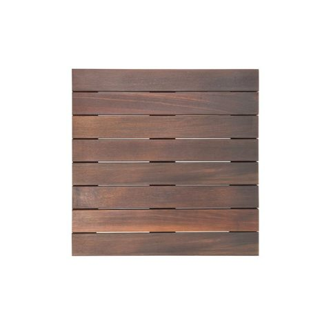 X Ipe Smooth Deck Tiles Wi