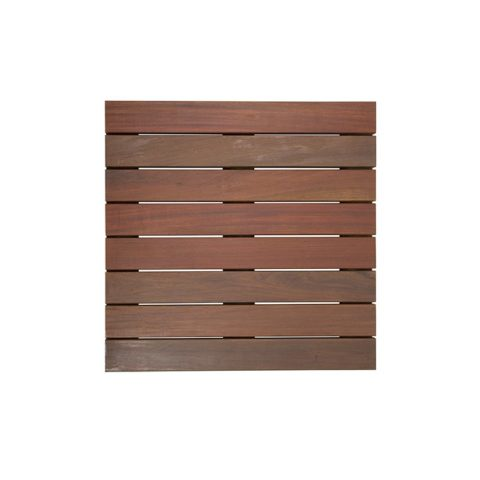 X Massaranduba Smooth Deck Tiles Wi