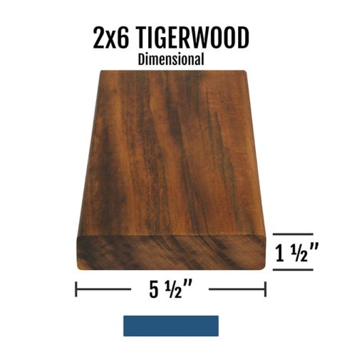 X Tigerwood
