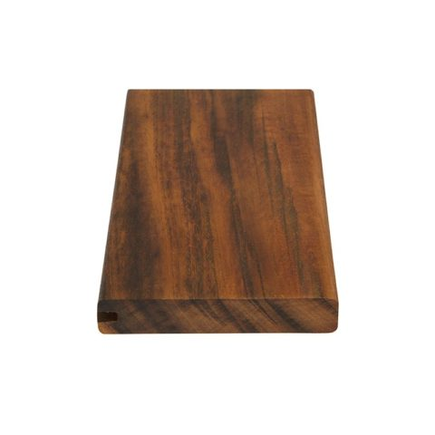 X Tigerwood One Sided Pregrooved Wi