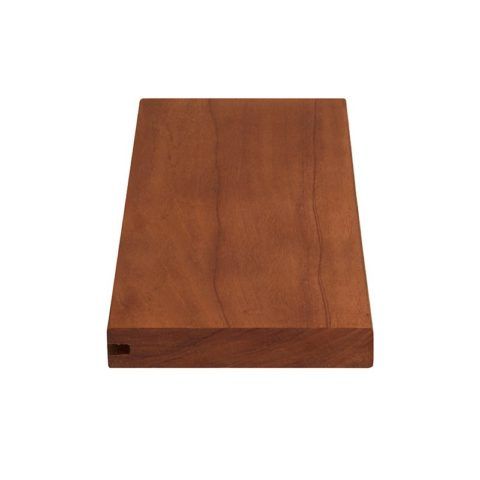 X Fijian Mahogany Pregrooved One Side Wi