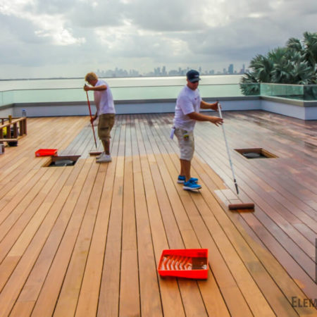 Is Ipe Decking Maintenance Free?